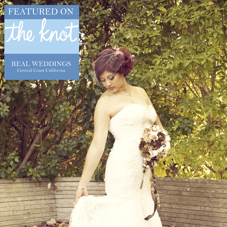 Featured On The Knot Real Weddings
